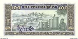 LAOS 100 KIP ND (1979) P-30 UNC [LA506a] - Laos