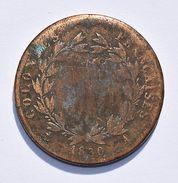 Pièce De Monnaies France - Charles X - Colonies Françaises 5 Centimes - 1830 A - France