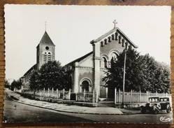 """94 - CPSM """" SUCY-EN-BRIE (S.-&-O.) - 78253 - Église Sainte Jeanne De Chantal """" - Neuve - Sucy En Brie"""