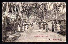 SR56) Ceylon - Colombo - Galle Road - Sri Lanka (Ceylon)