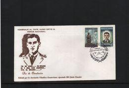 Ecuador 1961 Interesting FDC - Equateur