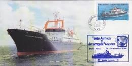 N° 520 Oblitéré 1° Jour 6/11/08 à Tromelin Sur Carte Maximum Du Marion Dufresne - Terres Australes Et Antarctiques Françaises (TAAF)