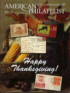 AMERICAN PHILATELIST Nov 2013 First Air Mail Flight, Submarine Mail, Switzerland - Magazines