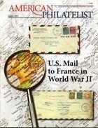 AMERICAN PHILATELIST Jan 2013 US Mail To France In WW2, Wizard Of Oz, Tuvalu - Magazines