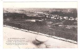 CPA 78 SAINT GERMAIN EN LAYE Panorama Pris De La Terrasse Le Viaduc VIADUCT  Achatez Immédiat - St. Germain En Laye