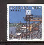 SWEDEN 1999 Swedish Cooperative Union, MNH, Scott # 2318 - Sweden