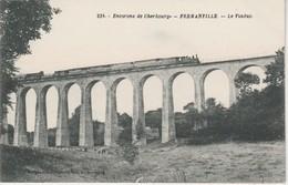 50 - FERMANVILLE - Le Viaduc - Frankreich