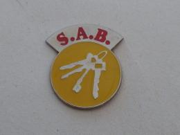 Pin's CLEFS S.A.B. - Otros