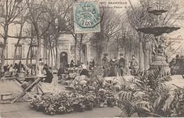 50 - GRANVILLE - Marché Aux Fleurs - Granville