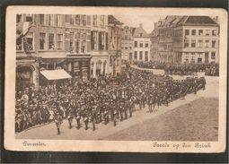 Deventer Parade Op De Brink 1918 - Deventer