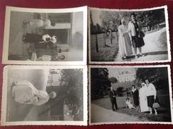 4 Photos De CIVRIEUX D'AZERGUES En Septembre 1961 - Lieux