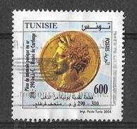 YT 1519 (o) - Pièce De Monnaie Punique En Or - Tunisie (1956-...)