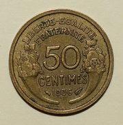 Pièce De Monnaies France - 50 Centimes Morlon - 1936 - France