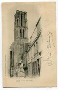 CPA 02 : LAON  Rue Serrurier   A  VOIR  !!!!!!! - Laon