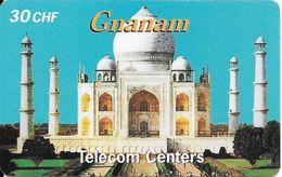 Prepaid: Gnanam - Taj Mahal - Svizzera