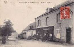 LA CHAPELLE ST URSIN LA PLACE COTE NORD (dil309) - France