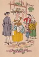 LA MARCHANDE DE CREME/LES PETITS METIERS AU XVIIIEME SIECLE (dil309) - Shopkeepers