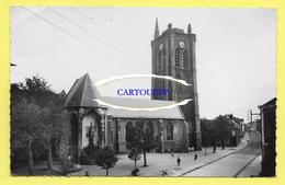 CPSM 59 Hazebrouck L'Eglise Saint Eloi Et Son Square - Hazebrouck