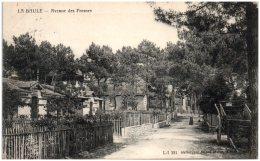 44 LA BAULE - Avenue Des Fresnes  (Recto/Verso) - La Baule-Escoublac