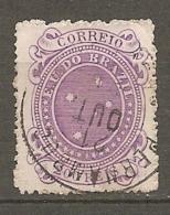 BRESIL Yv N°  71 (o)  200r  Croix    Cote  2 Euro  BE  2 Scans - Oblitérés