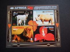 UN NEW YORK.  Africa. Nature   MNH ** (E49-405) - Neufs