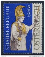 **Österreich Austria 1993 ANK 2143 Mi 2113 (1) Pallas Athene MNH - 1945-.... 2. Republik