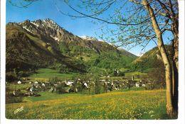 Arrens-Marsous Alt.879m (Argelès-Gazost-Hautes Pyrénées)-Vue Du Village-Centre D'excursions Et D'ascensions (Montagne) - Argeles Gazost