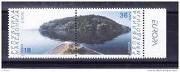 MACEDOINE 2001 EUROPA ** MNH. (3E1-56) - Europa-CEPT
