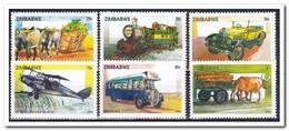 Zimbabwe 2014, Postfris MNH, Transport - Zimbabwe (1980-...)