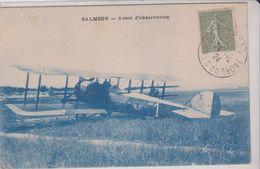 AVIATION . SALMSON.  Avion D'observation - 1919-1938: Between Wars
