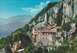 Subiaco - Sacro Speco Di S. Benedetto - Lato Est.     Italy. # 06837 - Italy