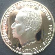 Belgique, 5 Ecu 1993 Argent / Silver - 1951-1993: Baudouin I