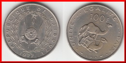 **** DJIBOUTI - 100 FRANCS 1977 **** EN ACHAT IMMEDIAT !!! - Djibouti