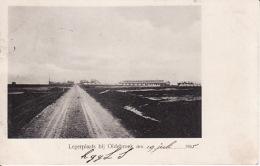 230-4Oldebroek, Legerplaats  1905  (links Onder Een Kleine Vouw) - Autres