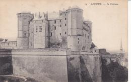 Francia--Saumur--1910--Le Chateau-- - Castillos