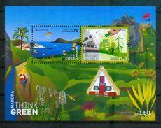 Madère Madeira 2016 - Europa, Pensez En Vert / Think Green! - MNH - Europa-CEPT