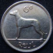 Ireland 6 Pence 1934 - Irlande