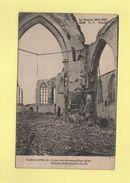Ramscapelle - Ce Qu Il Reste De La Magnifique Eglise - Nieuwpoort