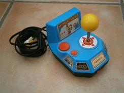 Tivipad Namco Ms PAC MAN De Marque Lansay De 2004 Fonctionne Parfaitement En TBE - Consoles