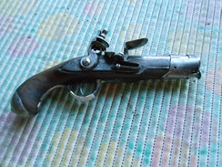 Pistolet AN 9 GENDARMERIE - Armes Neutralisées