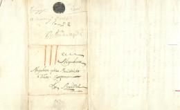 LàC   Brugge  1701-1702  >  Bruxelles  5 Lettres  Même Archive    3 Traits De Craie - 1621-1713 (Spaanse Nederlanden)