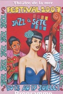 Programme BOCAJ Jean Paul Festival Jazz Sète 2007 - Non Classificati