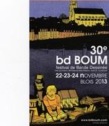 Programme COSEY Festival BD Blois 2013 (Jonathan....) - Livres, BD, Revues