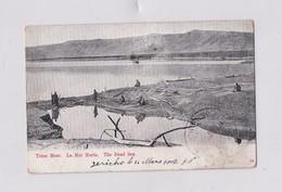 JORDANIE , La Mer Morte - Jordanie