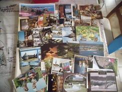 LOT DE 85 CARTES BRETAGNE ...VUES..FOLKLORE...CUISINE ETC.. - Postcards
