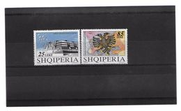 EDY 400 - ALBANIA 1995 , Serie Valori Integri  ***  Consiglio Europeo - Albania