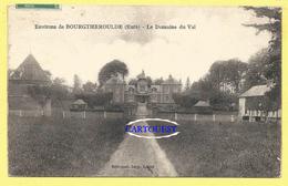 CPA 27 Environs De BOURGTHEROULDE  Le Domaine Du Val ( Peu Commune ) - Unclassified