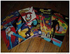 La Bataille Des Planètes N° 1,2,3,4 1979 - Wholesale, Bulk Lots
