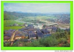 CHINA - LUNGSHIH IN NINGKANG COUNTY - THE CHINGKANG MOUNTAINS - - Chine