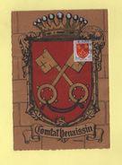 Carte Maximum - N°1047 - Comtat Venaissin - 1950-59